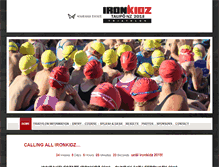 Tablet Preview of ironkidz.co.nz